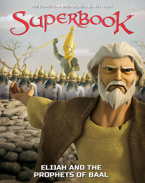 "Chris is hooked on becoming the most powerful ""god"" in an online game. Suddenly, Superbook sends him to a time when Elijah battled the prophets of Baal, and showed the power of the one true God."