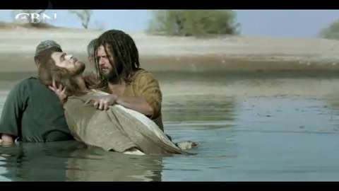 The Baptism Of Jesus Bible Miniseries