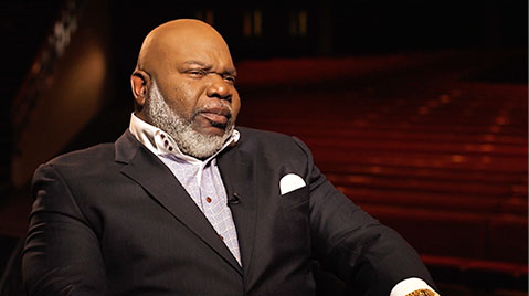 Bishop T D  Jakes on Love, Life and Racial Tension | CBN com